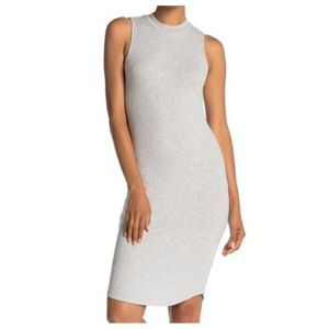 Cupcake and Cashmere Knit Ribbed Dress